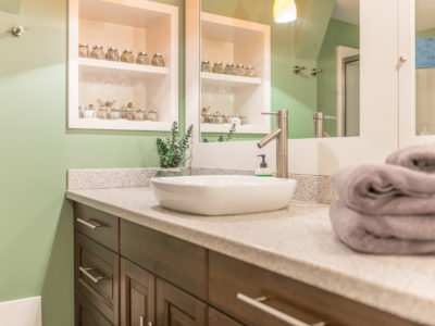 5 Steps to a Clean Bathroom