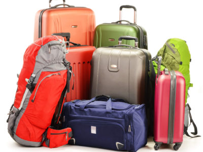 Portland area luggage storage options