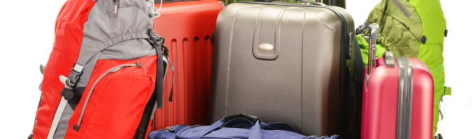 Portland area luggage storage options