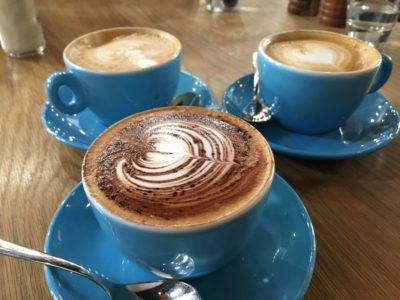 Visitors love Portland cafes