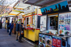 Food Trucks in Portland